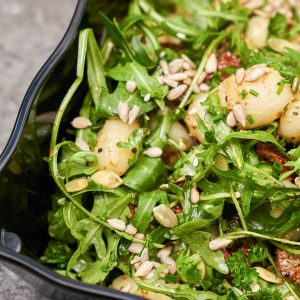 Gnocchi & sunblush tomatoes Salad