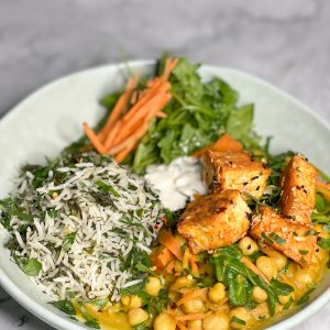 Chickpea Curry (PB, DF)
